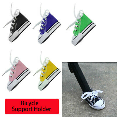 Motorcycle Side Stand Canvas Shoes • 4.33£