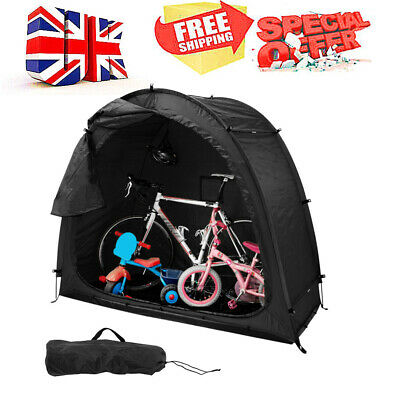 Bike Tent Garden Outdoor Bicycle Cover Tidy Storage Shed Sunshade Shelter S6W7 • 35.99£