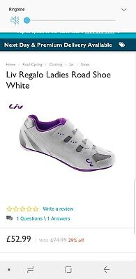 Cycling Shoes Size 5 • 25£