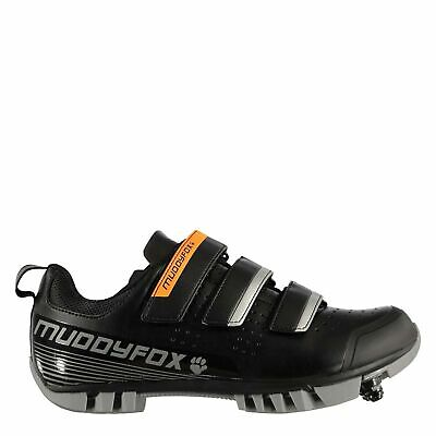 Muddyfox MTB100 Youngster Cycling Shoes Boys MTB Ventilated Water Repellent • 27.99£