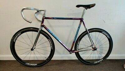 Colnago Master Olympic Decor 57.5cm Gilco Steel, Vintage Frameset With Extras. • 199£