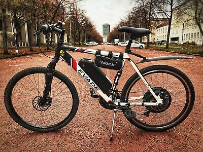 Powerful Electric Bike Large Battery 1500w 48v • 1,190£
