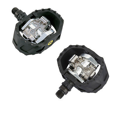 Shimano PD-M424 SPD Clipless MTB / Freeride Pedals • 36.99£