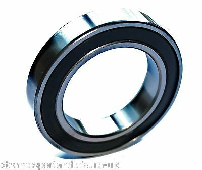 61802 2rs [6802 2rs ] 15x24x5mm Thin Section SEALED HIGH PERFORMANCE BEARING • 2.34£