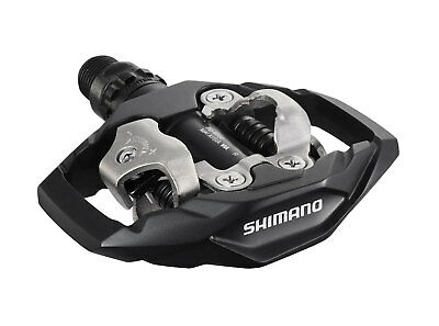 Shimano PD M530 SPD Clipless MTB Pedals PDM530 - Black • 34.99£