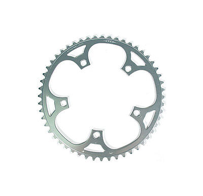 Stronglight Dural 5083 Outer Chainring 52T Shimano 9/10 130mm • 21.95£