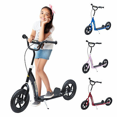 Teen Push Scooter Kids Children Stunt Scooter Bike Bicycle Ride On 12  Tyres New • 56.99£
