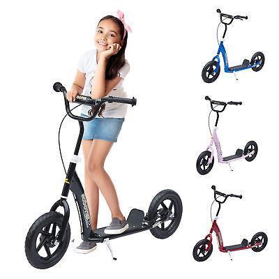 Teen Push Scooter Kids Children Stunt Scooter Bike Bicycle Ride On 12  Tyres New • 57.99£