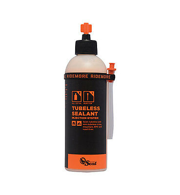 Orange Seal Tubeless Tyre Sealant - With Injector - 8oz • 14.24£