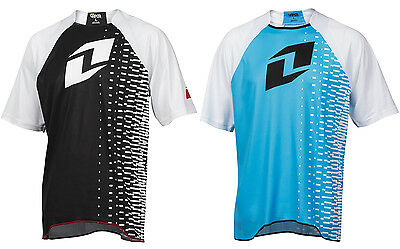ONE INDUSTRIES VAPOR SHORT SLEEVE MTB BIKE JERSEY Cycle Trail Shirt Top • 16.95£