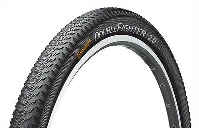 Continental Double Fighter III - Tyre Rigid  - 27.5 X 2.0 • 18.99£