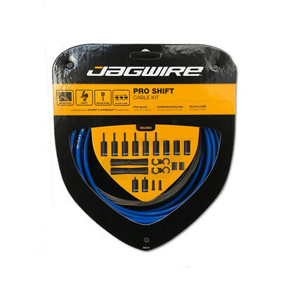 Jagwire Pro Shift Kit - Gear Cable Set  • 24.99£