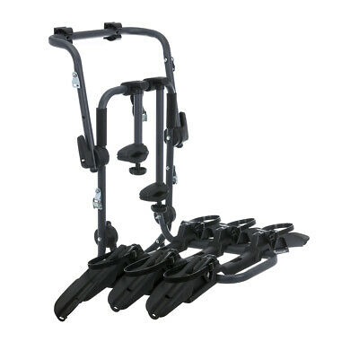 Peruzzo Pure Instinct Rear Car Boot Cycle Carrier 3 Bike Rack Holder Bicycle • 159.99£