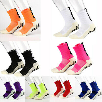 Size 6-12 Cycling Socks Mens Womens Road Mountain Bike Socks 7 Different Colors • 4.09£
