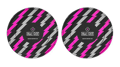 Muc-Off Disc Brake Covers X 2 • 20.99£