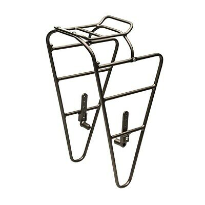 Blackburn Outpost Front Pannier Bike / Cycling / Bicycle Wheel Rack Silver • 60.59£