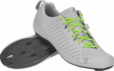 Scott Road Comp Mens Lace Up Cycling Shoes Grey Bike Cycle Shoe EU42 EU43 • 54.99£