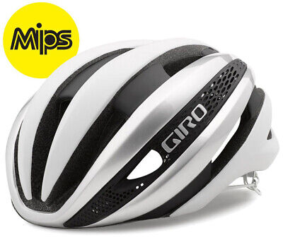 Giro Synthe MIPS Road Cycling Helmet - White • 184.99£