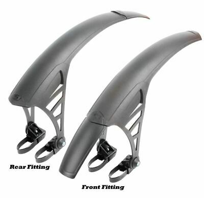 Zefal No Mud Universal Mudguard - Front Or Rear Double Adjustable - 190 G • 13.92£