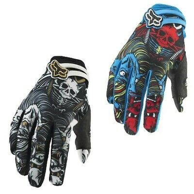 FOX Cycling Bici Motorcycle Moto Racing 100% Troy Lee Designs TLD KTM Gloves • 12.99£