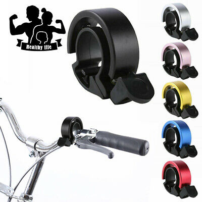 Hot Bike Bicycle Handlebar Bell Metal Loud Horn Ring Safety Sound Alarm Q Bell • 3.49£