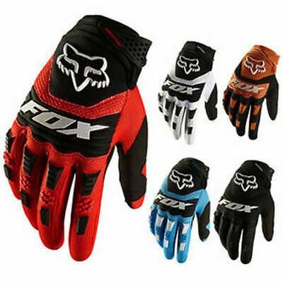 Fox Classic Dirtpaw Ranger Bici Cycling Motorcycle Motoroad Sport Riding Gloves • 12.79£