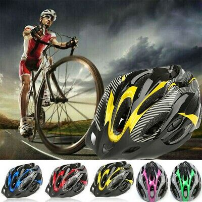 Adjustable Mens Adult Road Cycling Safety Helmet MTB Mountain Bike/Bicycle/Cycle • 12.99£