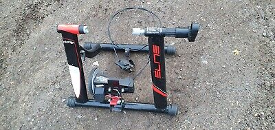 Elite Volare Turbo Trainer Foldable Bike Indoor Equipment Untested • 0.99£