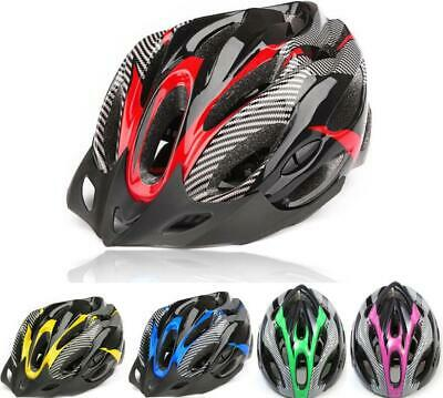 21 Holes Bicycle Helmet Bike Cycling Adult Adjustable Safety Bicycle Equipment • 9.99£