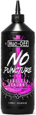Muc-Off No Puncture Hassle Tubeless Tyre Sealant - 1 Litre • 26.98£