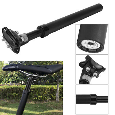 Mountain Bike Shock Absorber Seat Tube Aluminum Alloy Shock Absorber Seat Post • 15.96£