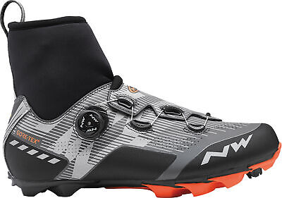 Northwave Raptor GTX MTB Winter Cycling Boots - Silver • 153.99£