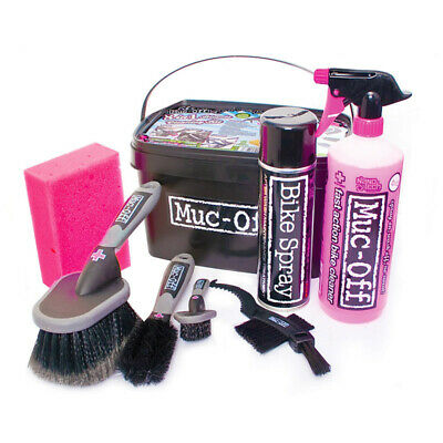 Muc-Off 8 In 1 Bicycle Cleaning Kit • 39.98£