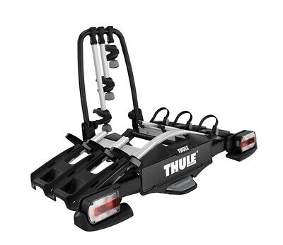 Thule 927002 VeloCompact Towbar Mounted Bike Carriers For 3 Bikes Ex Display • 399.99£