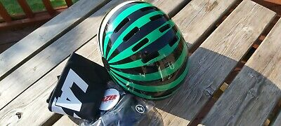Lazer Street CE Candy Green Bicycle Helmet 59-61cm • 29£