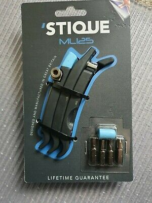 Bike Tool Kit (STIQUE: MODEL ML125) Made In The UK New In Pack • 11£