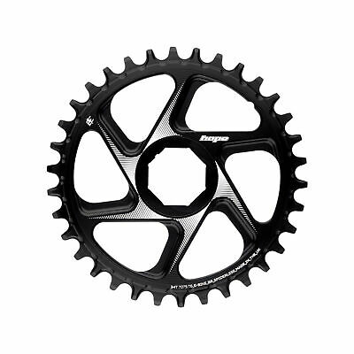 Hope E-Bike Cycle Spiderless 34T Retainer Chainring • 64.99£
