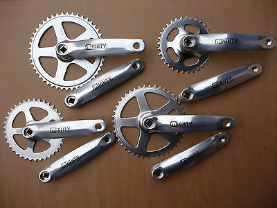Alloy Fixie Single Speed Chainset Crank Chainwheel Bicycle Fixie Road New 3/32  • 19.99£