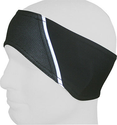 Raptor Cycling/Cycle/Bike/MTB Reflective Fleece Lined Lycra Headband/Ears Warmer • 4.99£