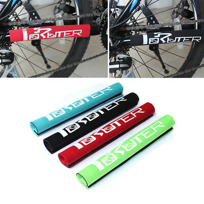 Neoprene Mountain Bike MTB Bicycle Chain Stay Guard Protector Rear Frame Cover • 4.17£