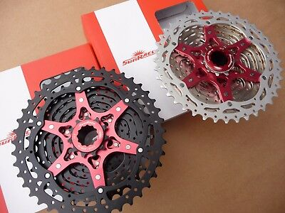Sunrace MX8 11 Speed Cassette MTB Mountain Bike Wide Ratio Range Downhill Enduro • 66.99£