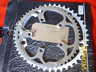 Nos Specialized 110bcd Chainrings, 53-46 Tooth • 30£