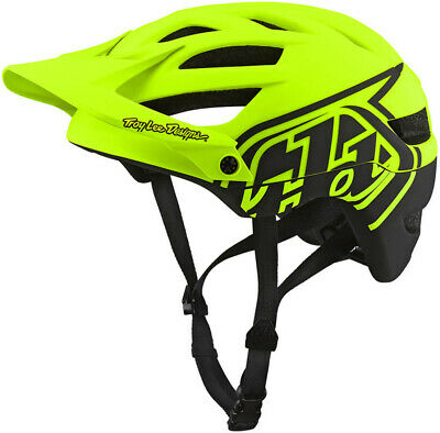 Troy Lee A1 MIPS MTN Cycling Helmet - Yellow • 94.98£