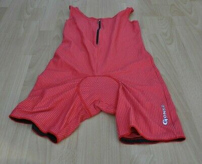 Vintage Gonso Hightex Cycling Bodysuit Womens  Size L • 9.99£