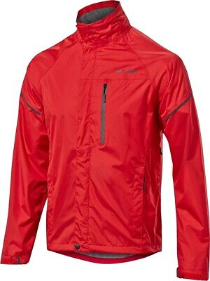 Altura Nevis Waterproof Mens Cycling Jacket - Red • 42.99£