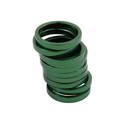 Dia Compe Headset Spacer 5mm 1 1/8 Green • 1.75£