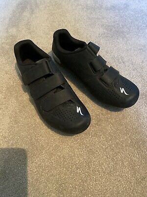 Specialised Body Geometry Torch Cycle Shoes Black Size UK 4.75 EU 38  • 22£