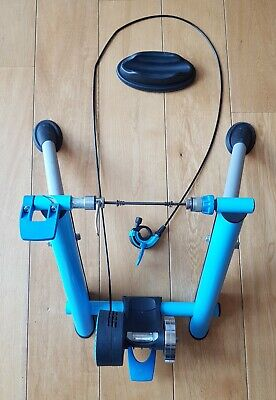 Tacx T2650 Blue-Matic Folding Magnetic Turbo Trainer - Good Working Condition • 35£