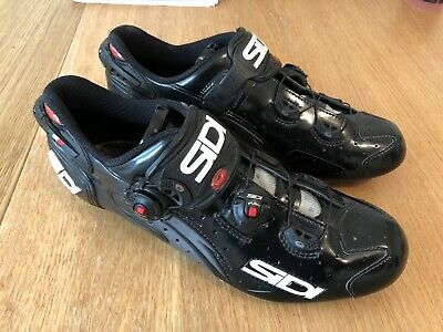 Sidi Wire Carbon Road Cycling Shoe Size 42.5 • 49.99£