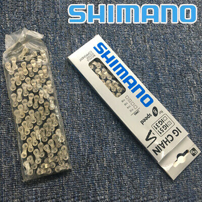 Bicycle Mountain Bike 7 8 Speed Chain Shimano IG51 Fit Bicycle Cycle Chain MTB A • 8£